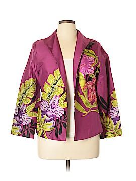 Draper's & Damon's Silk Blazer Size 14