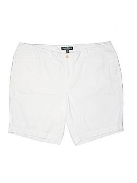 Lauren Jeans Co. Khaki Shorts Size 18W (Plus)