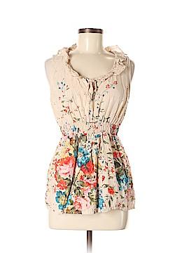 DressBarn Sleeveless Blouse Size M