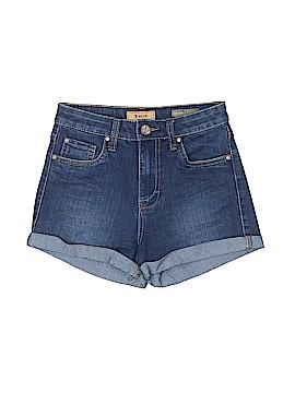 STS Blue Denim Shorts Size 0