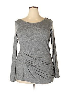 RACHEL Rachel Roy Long Sleeve Top Size 1X (Plus)