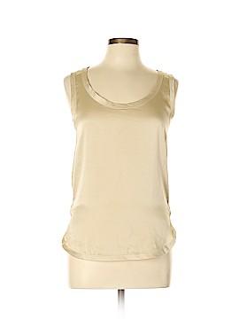 Max Mara Sleeveless Silk Top Size 8