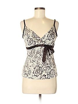 Antonio Melani Sleeveless Silk Top Size M