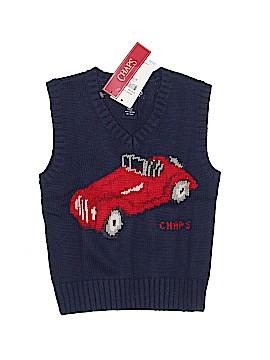 Chaps Sweater Vest Size 3