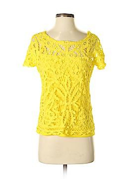 Antonio Melani Short Sleeve Blouse Size M
