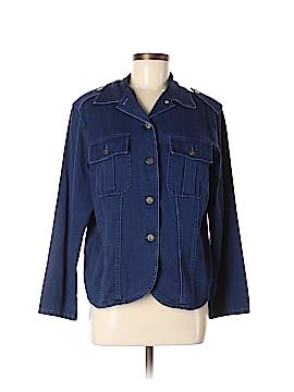 Liz Claiborne Denim Jacket Size M