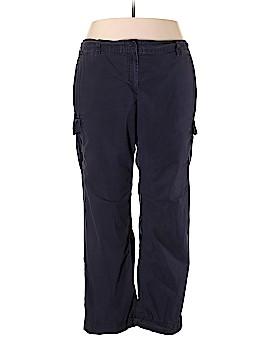 Lands' End Cargo Pants Size 22w (Plus)
