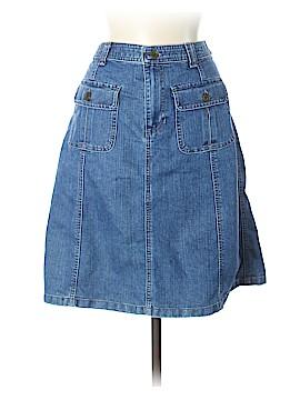 Erik Stewart Denim Skirt Size 8