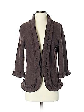 Susan Bristol Wool Cardigan Size S