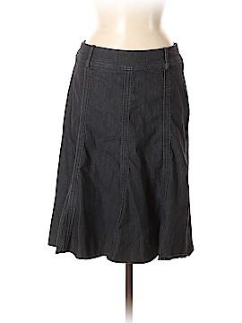 Larry Levine Denim Skirt Size 6