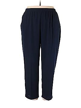 Maggie Barnes Casual Pants Size 26W Petite (Plus)
