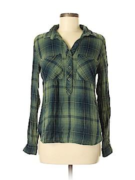 Cloth & Stone Long Sleeve Blouse Size M