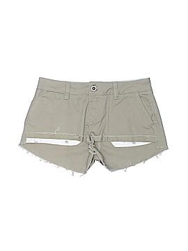 Nike Denim Shorts Size 3