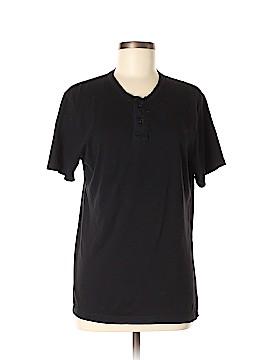 Arizona Jean Company Short Sleeve Henley Size M