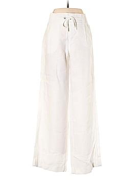 Athleta Linen Pants Size 6 (Tall)