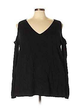 RACHEL Rachel Roy Pullover Sweater Size 3X (Plus)