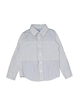 Baby Gap Long Sleeve Button-Down Shirt Size 5