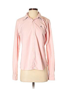 Ralph Lauren Rugby Long Sleeve Button-Down Shirt Size 8
