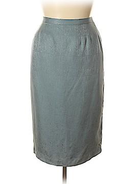 Adrianna Papell Silk Skirt Size 14