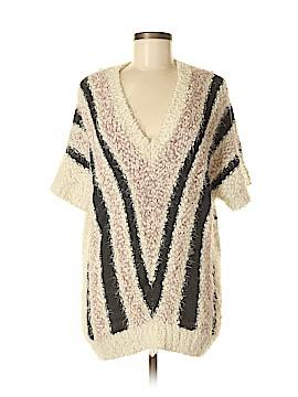 Hem & Thread Pullover Sweater Size Sm - Med