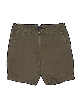 Gap Khaki Shorts Size 6