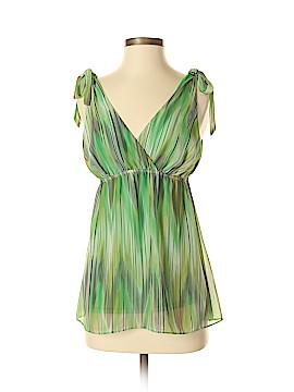 INC International Concepts Sleeveless Blouse Size 2