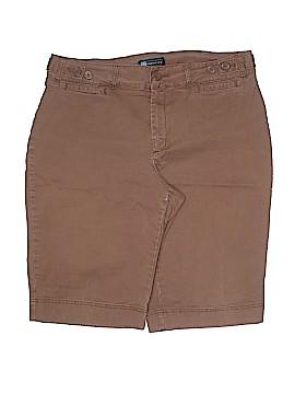 Relativity Khaki Shorts Size 14