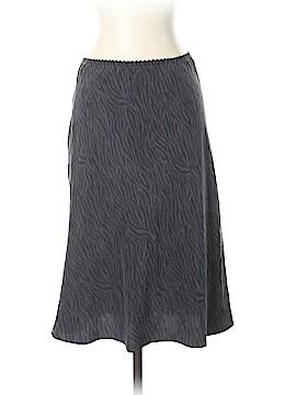 NY&Co Silk Skirt Size XS