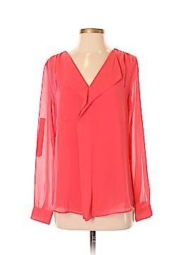 Calvin Klein Long Sleeve Blouse Size S