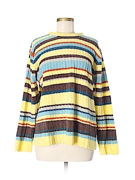 Denim & Co Pullover Sweater Size M
