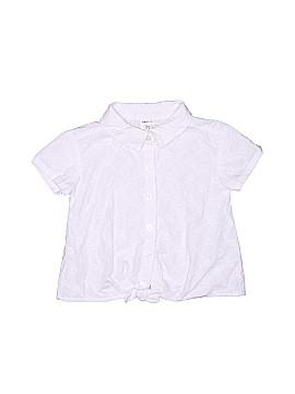 Carter's Short Sleeve Button-Down Shirt Size 2T