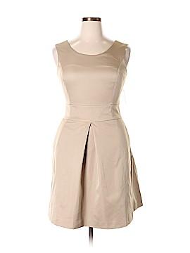 Pink Tartan Casual Dress Size 10