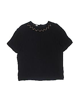 Lizsport Short Sleeve Blouse Size S