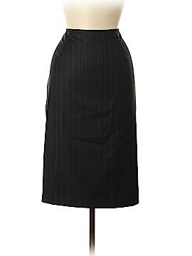 Lafayette 148 New York Wool Skirt Size 10