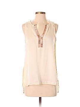 BCBG Paris Sleeveless Blouse Size XS