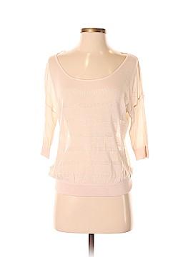BCBG Paris 3/4 Sleeve Top Size S