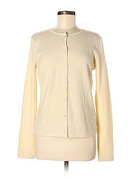 Linda Allard Ellen Tracy Cashmere Pullover Sweater Size M