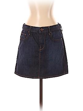 Gap Denim Skirt 27 Waist