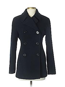 Calvin Klein Wool Blazer Size 4 (Petite)