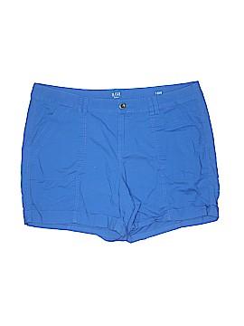 A.n.a. A New Approach Khaki Shorts Size 18 (Plus)