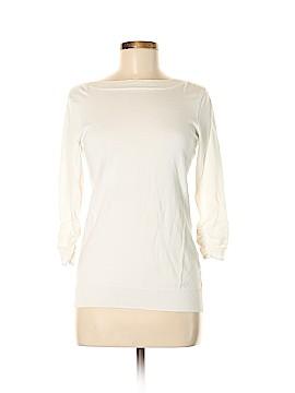 Roz & Ali 3/4 Sleeve Top Size S