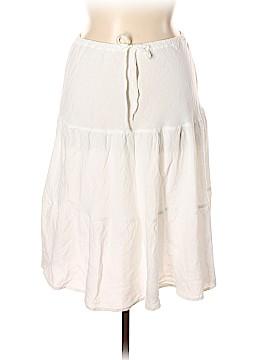 Allen Allen Casual Skirt Size 1X (Plus)