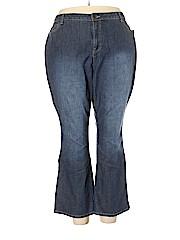 Fashion Bug Women Jeans Size 22 (Plus)