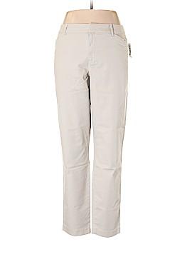 Old Navy Khakis Size 16 (Tall)