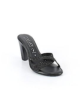 Italian Shoemakers Footwear Mule/Clog Size 8