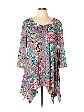 Allison Taylor 3/4 Sleeve Top Size XL