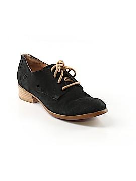 Born Handcrafted Footwear Heels Size 6 1/2