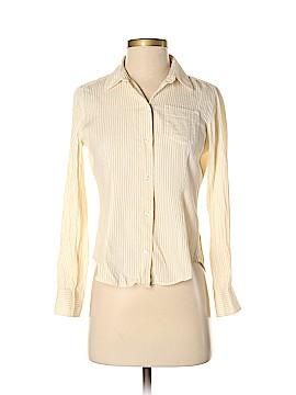 L.L.Bean Long Sleeve Button-Down Shirt Size 2 (Petite)