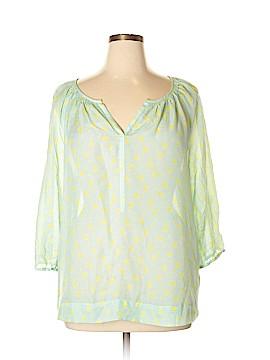 Ann Taylor LOFT 3/4 Sleeve Blouse Size XL