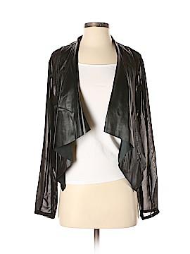 Stella & Jamie Leather Jacket Size S